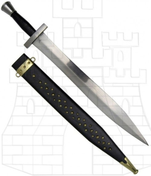 Espada Hoplita Funcional - Encuentra las mejores espadas íberas, celtas, griegas y espartanas