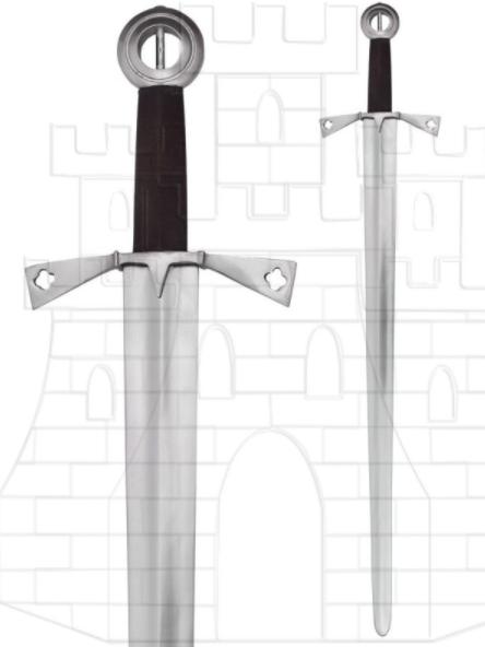 Espada Irlandesa Gaélica de una mano - Diferencia entre las espadas a dos manos, una mano y mano y media