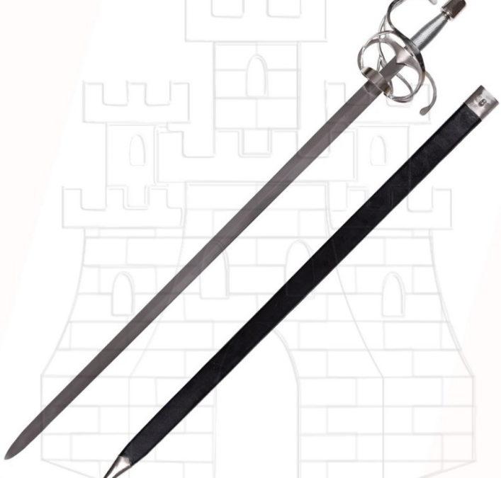 Espada Rapiera de hoja ancha 707x675 - Espada Rapiera de hoja ancha