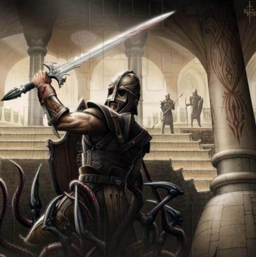 Espada Sedethul Avonthia Kit Rae - Espadas Amothul y Sedethul Avonthia de Kit Rae