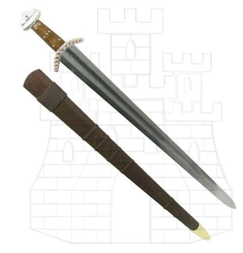 Espada Vikinga Leuterit funcional siglo X 1 - Espada Vikinga Leuterit funcional del siglo X