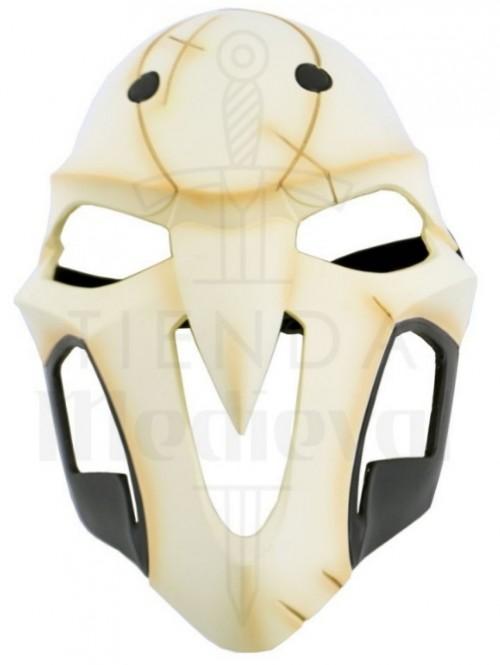 Máscara Reaper Overwatch - Wakizashi de Genji de Overwatch Cosplay