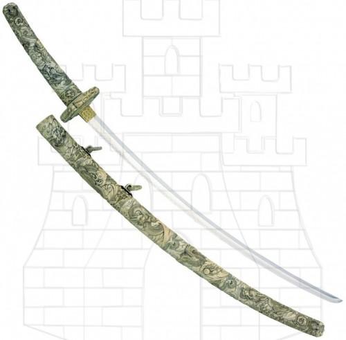 Tachi Meiji Samurai 105 cms - Tachi Meiji Samurai