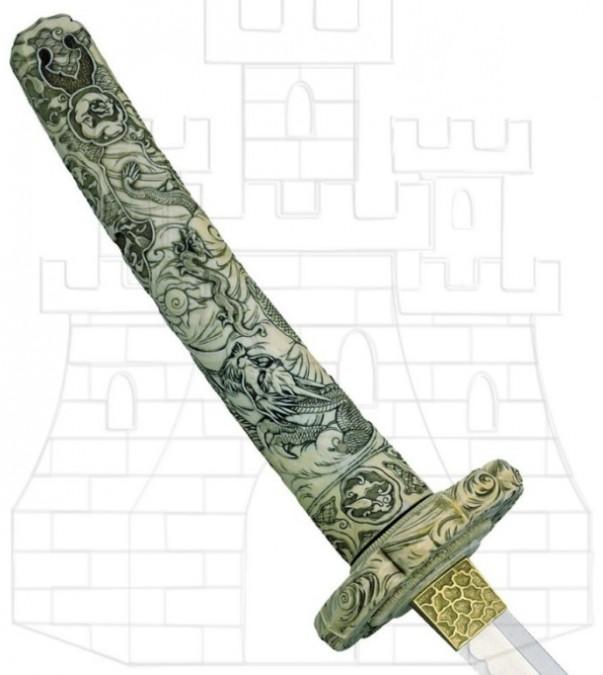 Tachi Meiji Samurai 611x675 - Tachi Meiji Samurai