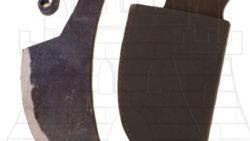 Cuchillo medieval forjado a mano 250x141 - Cuchillo medieval forjado a mano