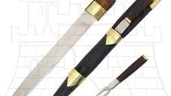 Dirk Escoces con tenedor y cuchillo 250x141 - Dirk Escoces con tenedor y cuchillo