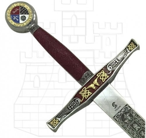 ESPADA EXCALIBUR DECORADA 1 - La Espada Excálibur