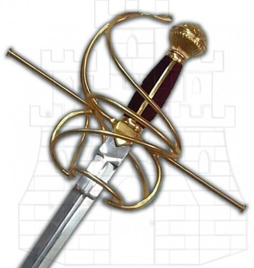 Espada Rapiera Marto - Espadas rapieras o roperas de taza y de lazo