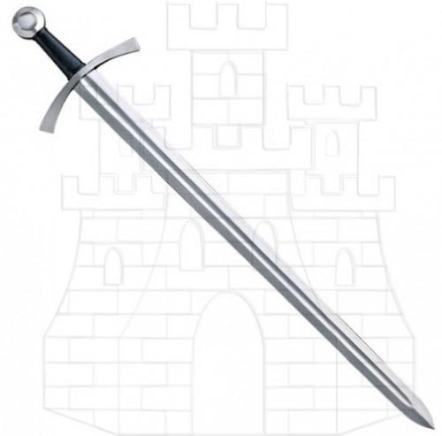 Espada medieval funcional de una mano - Diferencia entre las espadas a dos manos, una mano y mano y media