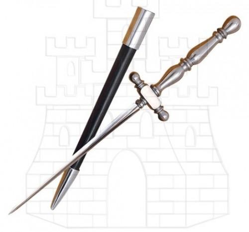 Estilete Renacimiento Europeo - Dagas y Cuchillos de época Windlass SteelCrafts