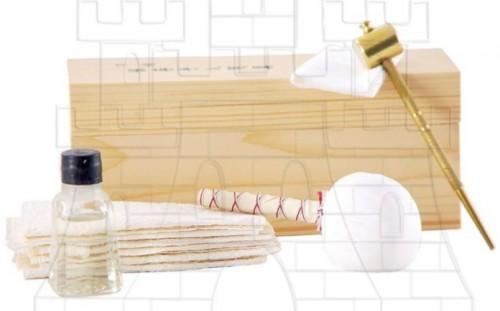 Kit de limpieza katana Hanwei - Limpieza de las espadas, sables y katanas
