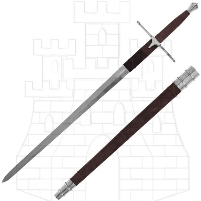 Espada William Wallace 778x675 - Espectaculares Espadas Rapieras