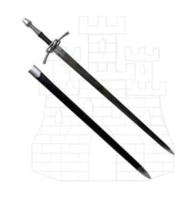 Espada mano y media funcional siglo XV - Espada Mano y Media funcional