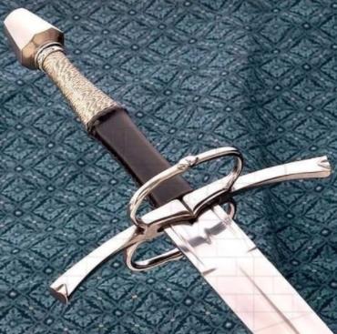 Espada mano y media funcional - Espada Mano y Media funcional