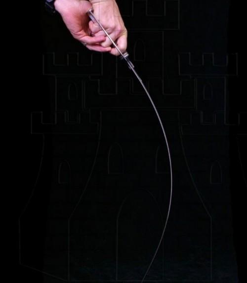 Falchion funcional flexibilidad hoja - Espadas Falchion funcionales