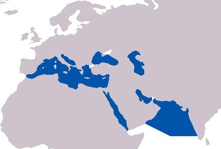 Los siete mares en la Edada Media - Sable de Concha Holandés de los Siete Mares