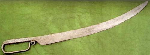 Dussack - Sable Dussack corto