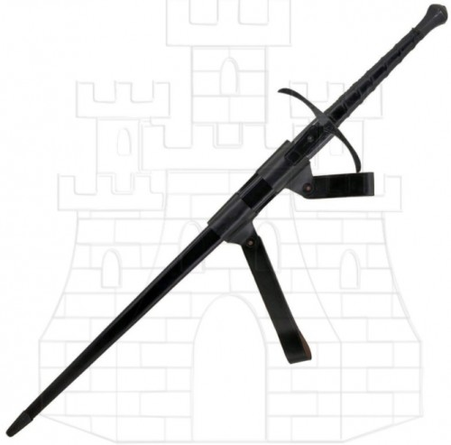 Espada Bosworth larga combate - Espada Bosworth larga de combate