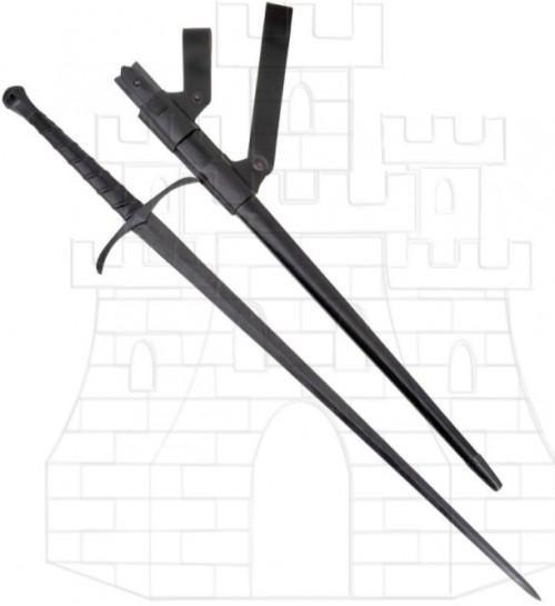 Espada Bosworth larga de combate - Espada Bosworth larga de combate