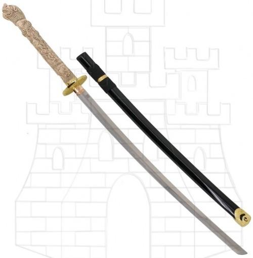 Katana Connor Los Inmortales con licencia - Las espadas más famosas del cine