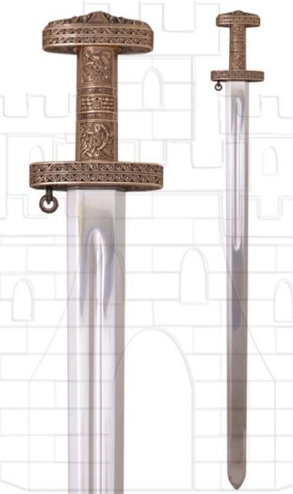 Espada Vikinga época migratoria - Espada vikinga de la época migratoria