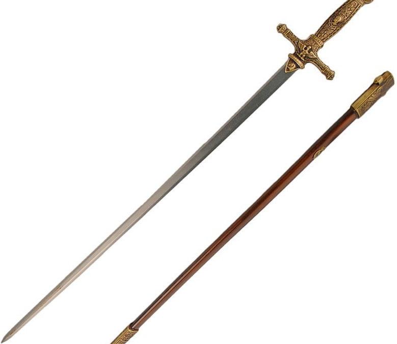 Espada de Napoleón 779x675 - Espada de Napoleón