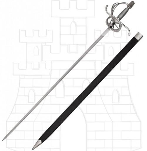Espada Rapiera de lazo del Renacimiento - Espada de Hernán Cortés