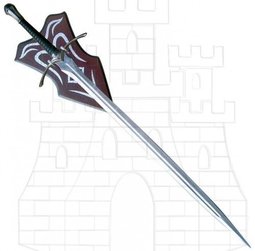 Espada fantástica con soporte - Espadas, Katanas, Dagas y Hachas Fantásticas