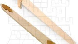 Espada vikinga para niños 250x141 - Bolsas y fundas para portar tus espadas