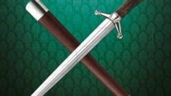 Daga Italiana cola de pez siglo XVI 250x141 - Espada Cinquedea Italiana Funcional