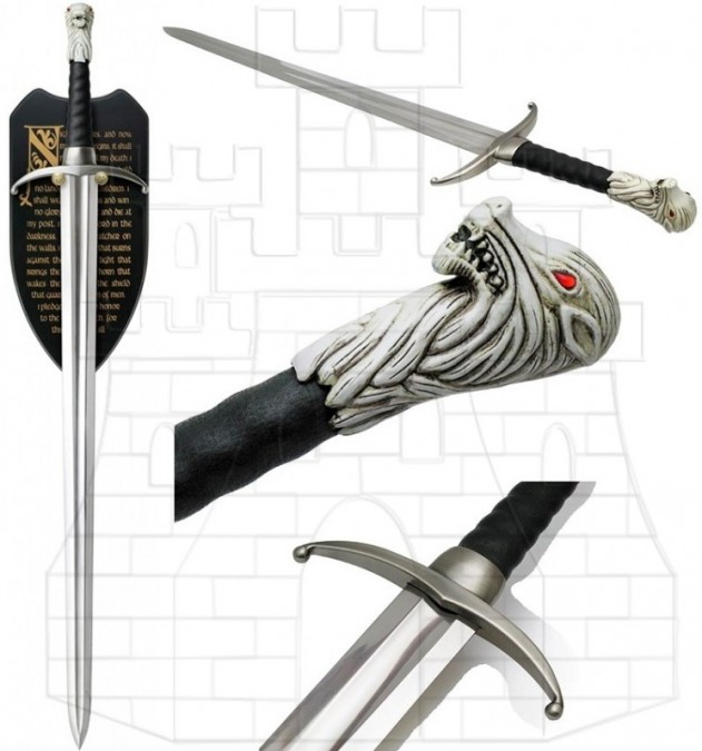 Espada Longclaw de Jon Snow Juego Tronos 745x675 - Espada Longclaw de Jon Snow Juego Tronos