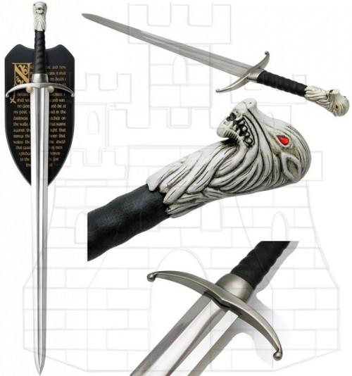 Espada Longclaw de Jon Snow Juego Tronos - Espadas Oficiales Juego de Tronos