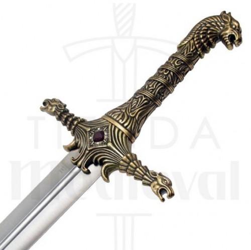 Espada de Brienne Juego de Tronos Guarda juramentos - Espada de Brienne Juego de Tronos Guarda-juramentos