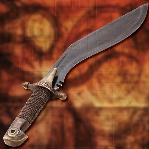 Kukri con vaina para colgar en cinturón - Kukri con vaina para colgar en cinturón