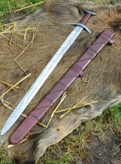 Espada San Maurice de Turín con vaina - Espada San Maurice de Turín con vaina