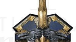 Espada de Thorin El Hobbit 250x141 - Espada y Vaina Oficial Sting Frodo de El Hobbit