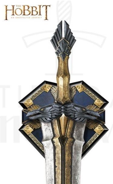 Espada de Thorin El Hobbit - Espada Thorin de El Hobbit