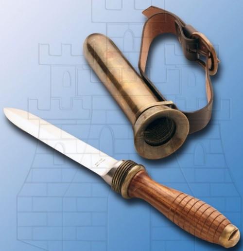 Cuchillo submarinismo 2ª guerra mundial - Cuchillos históricos y de época