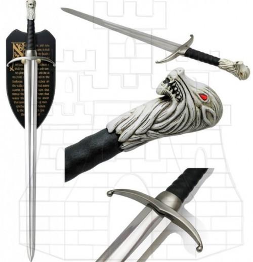 Espada Longclaw de Jon Snow 1 - A tu alcance las espadas de cine, series de televisión y vídeo juegos
