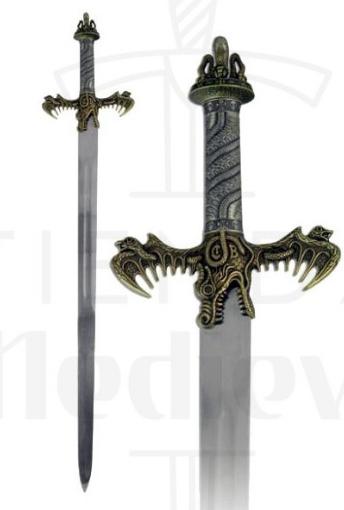 Espada Toledana Barbarian - Comprar espadas con envío gratis en tu Tienda-Medieval