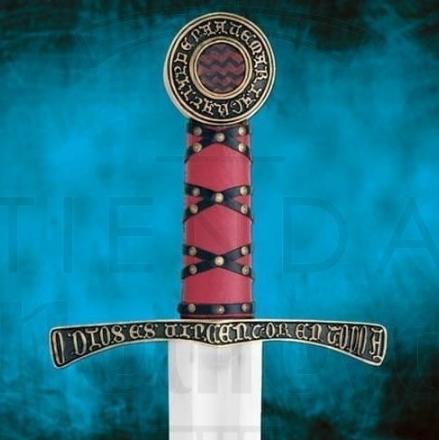 Espada de Santa Casilda funcional - Espada de Santa Casilda de Toledo