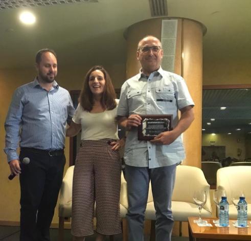 PREMIO TIENDA MEDIEVAL 2018 - Tienda-Medieval segundo puesto on-line en Aragón