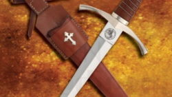Daga Accolade Funcional 250x141 - Espada Hoplita Funcional