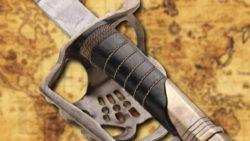Espada Alfanje Pirata puño 250x141 - Espada Alfanje Pirata puño