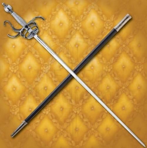 Espada Rapiera Comandos Cristo - Espada Rapiera Comandos de Cristo