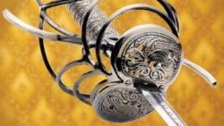 Espada Rapiera Comandos de Cristo 250x141 - Espada Rapiera Clásica