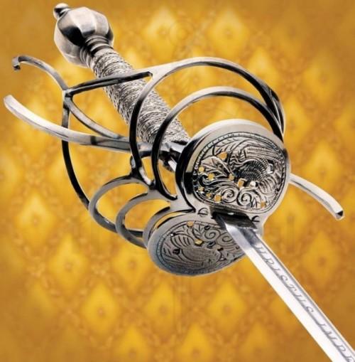 Espada Rapiera Comandos de Cristo - Espada Rapiera Comandos de Cristo
