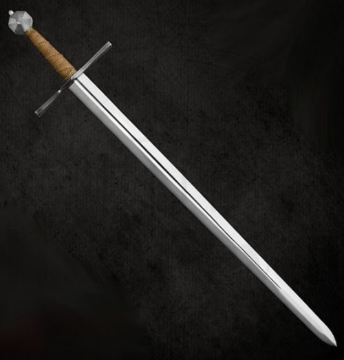 Espada Raymond III Trípoli Funcional - Espada Raymond III de Trípoli Funcional