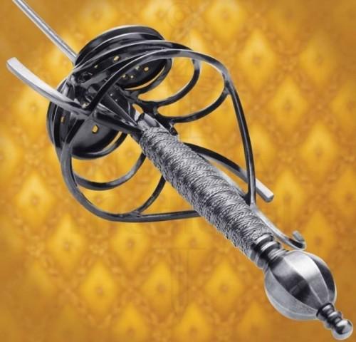 Espada Ropera Comandos de Cristo - Espada Rapiera Comandos de Cristo