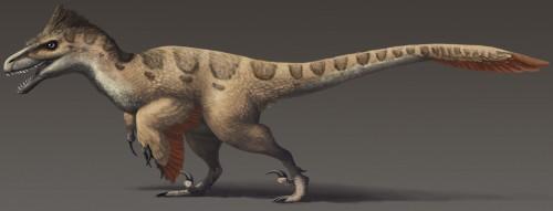 Utahraptor 1 - Espada funcional Raptor